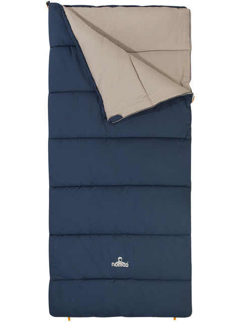 Nomad Brisbane Junior Sleeping Bag dark denim/dove